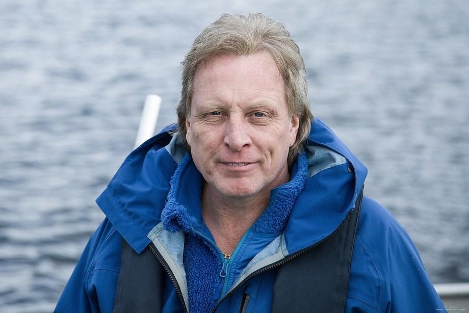 Capt Sig Hansen fra den velkjente serien Deatliest Catch.