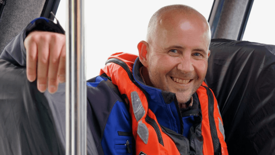 Richard Darbyshire has been given the added responsibility of SSF's Shetland operations. Photo: SSF.