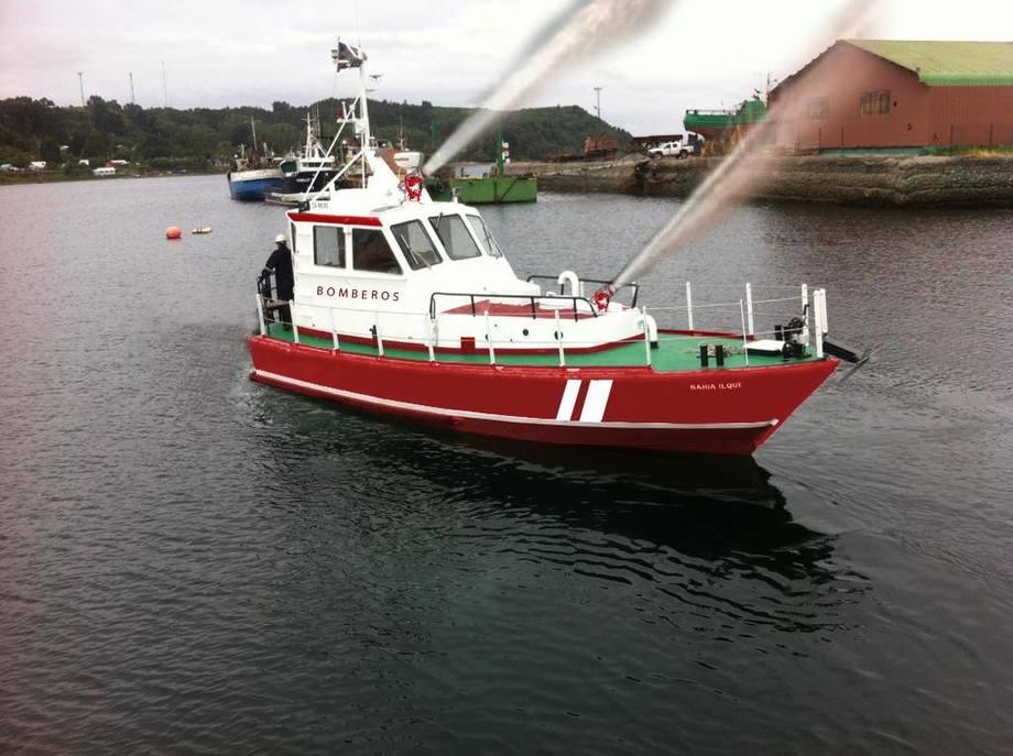 """La embarcación """"Bahía Ilque"""" tiene 11,6 metros de eslora y3,8metros de manga. Foto: Grupo de Empresas Skorpios."""