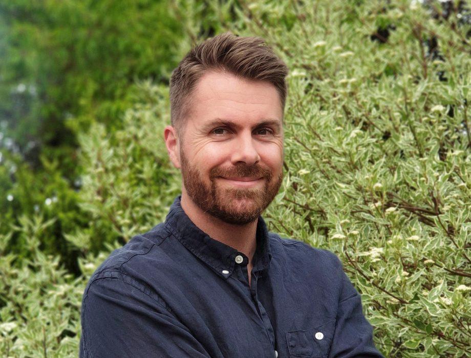 Christer Soløy er utdannet sivilingeniør i bygg og anlegg fra NTNU, og kommer fra stillingen som anleggsleder i Veidekke Entreprenør AS. Foto: Nofitech