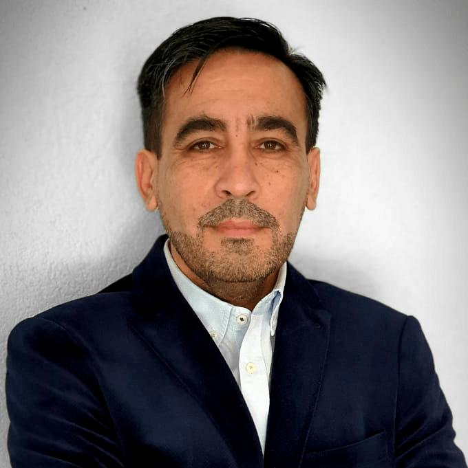 Héctor Guzmán, Senior Business Developer de Serpram, empresa Suez. Foto: Cedida.