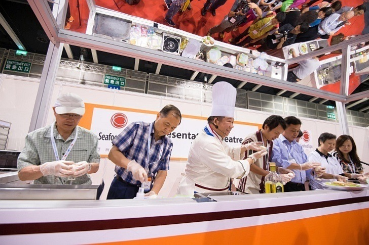 Seafood Expo Asia. Foto: Meating Point Magazine.