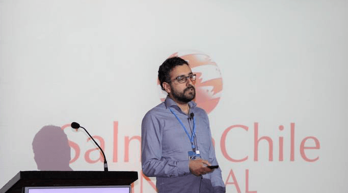 Dr. Gustavo Núñez. Foto: Salmonexpert.