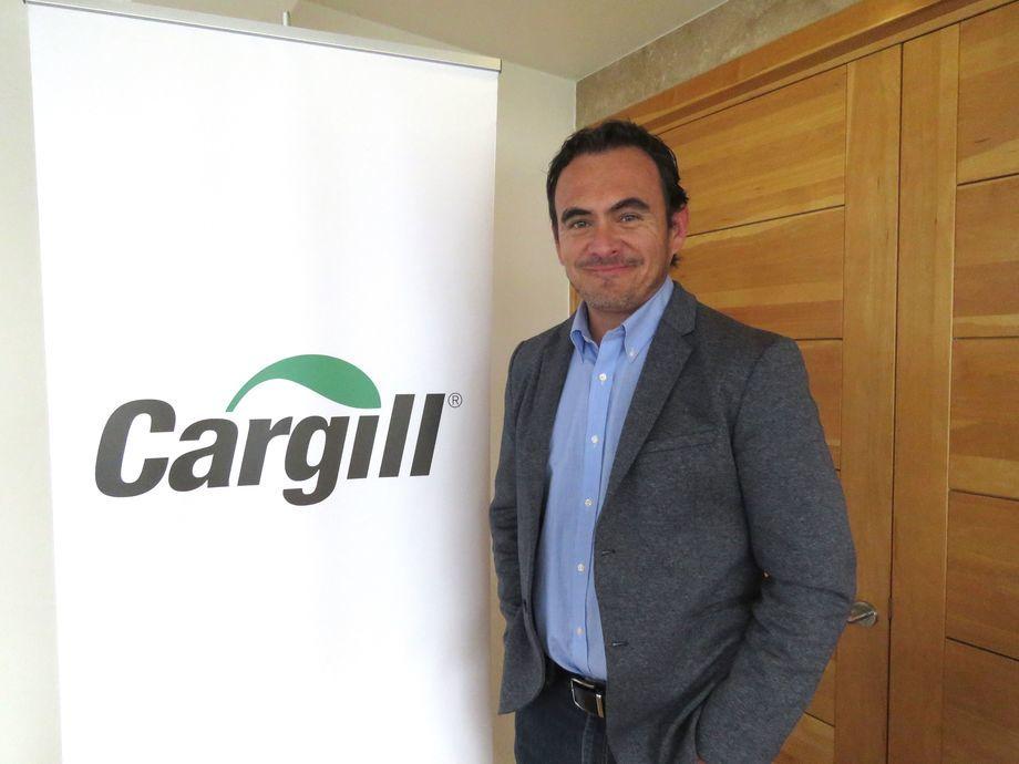 Gerente general de Cargill Chile, Hugo Contreras. Foto: Karla Faundez, Salmonexpert.