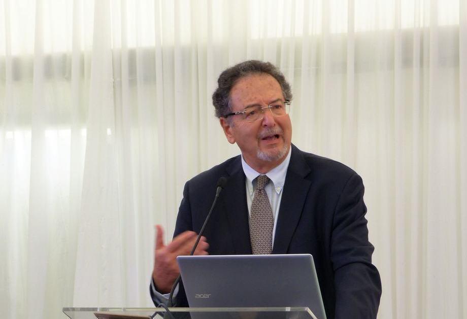 Carlos Wurmann, consultor de la FAO. Foto: Archivo Salmonexpert.
