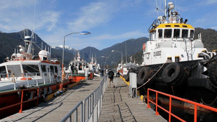 Transportes marítimos y terrestres podrían eventualmente cambiar a utilización del hidrógeno verde como fuente de combustible. Foto: Archivo Salmonexpert.