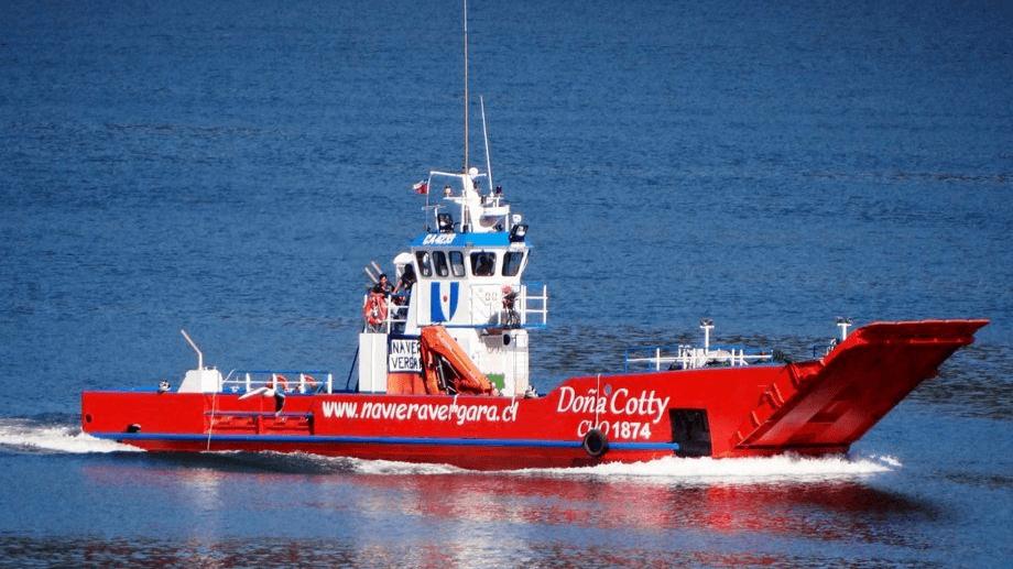 Imagen referencial de embarcación menor en Chile. Imagen: Arasemar.