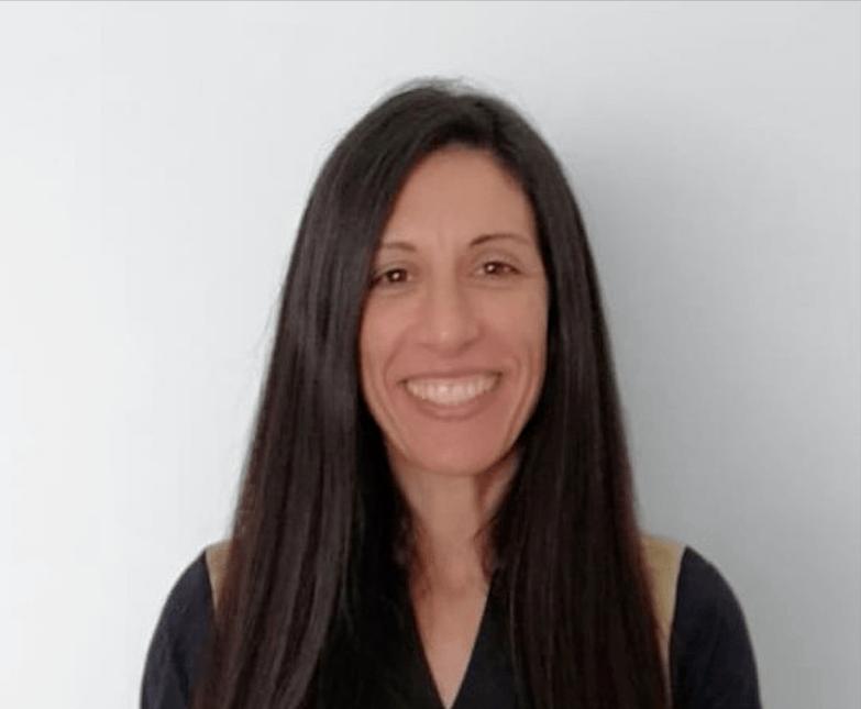 Carolina Mobilia, representante de ventas para Latinoamérica. Foto: Carolina Mobilia.