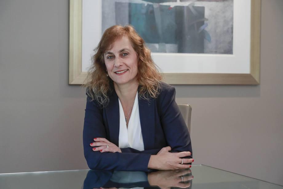 Joanna Davidovich, directora ejecutiva del Consejo del Salmón de Chile. Foto: Consejo del Salmón de Chile.