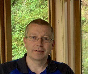 Scottish Sea Farms' director of farming Gideon Pringle