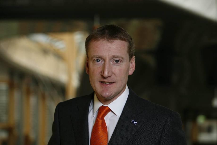 Tavish Scott has been appointed chief executive of the SSPO. Photo: SSPO