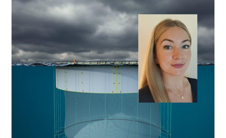 Ashleigh Currie er nylig ansatt som FiiZKs sin nye forretningsutvikler i Skottland og Irland. Foto: FiiZK