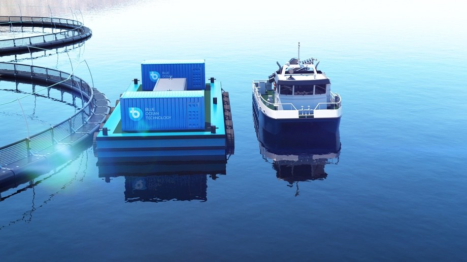 Foto: Blue Ocean Technology/ Bluehouse systems