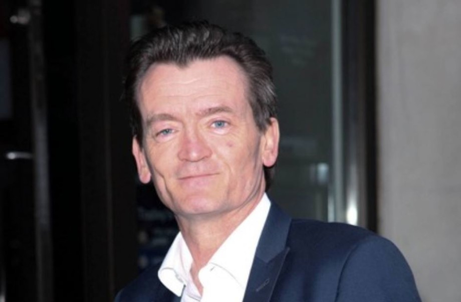 Feargal Sharkey is now a vice-president of S&TC. Photo: Twitter.