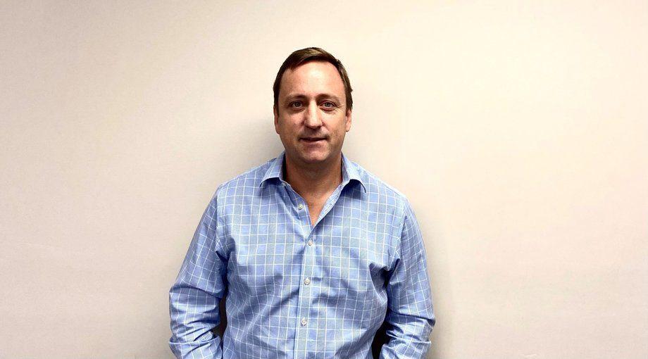 Sebastián Goycoolea, CEO de BluGlacier. Foto: BluGlacier.