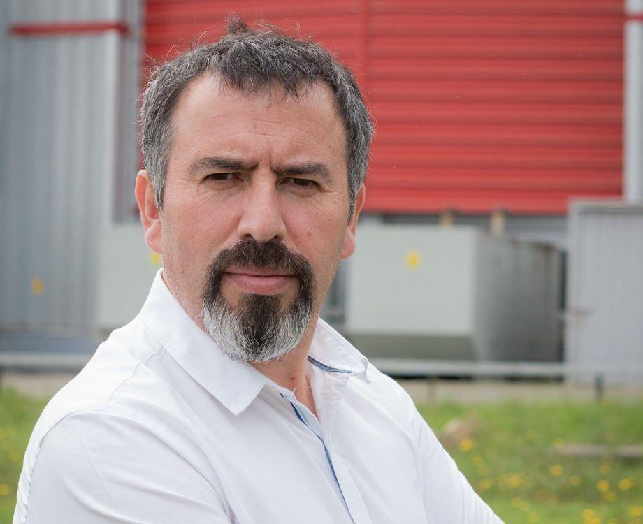 El gerente de Feed Technology de Vitapro Chile, Pablo Leyton. Foto: Salmofood.