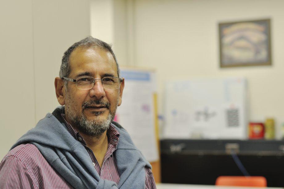 Dr. Patricio Dantagnan. Foto: Universidad Católica de Temuco.