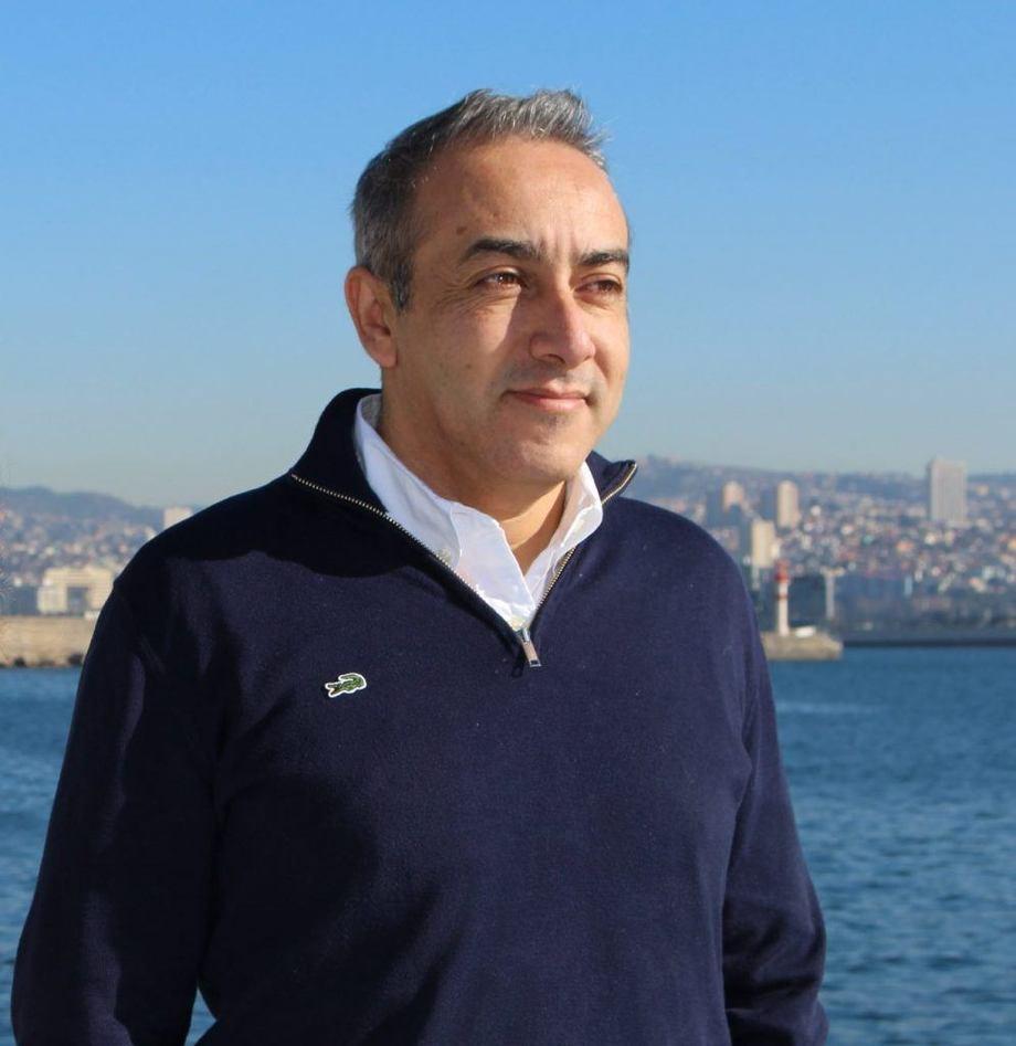 José Andrés Gallardo, investigador y académico de la Pontificia Universidad Católica de Valparaíso. Foto: PUCV.