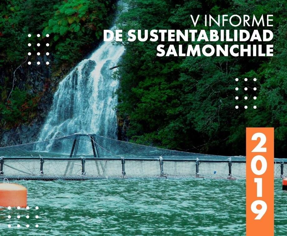 Indicadores sociales y productivos se encuentran en el último reporte lanzado por SalmonChile.