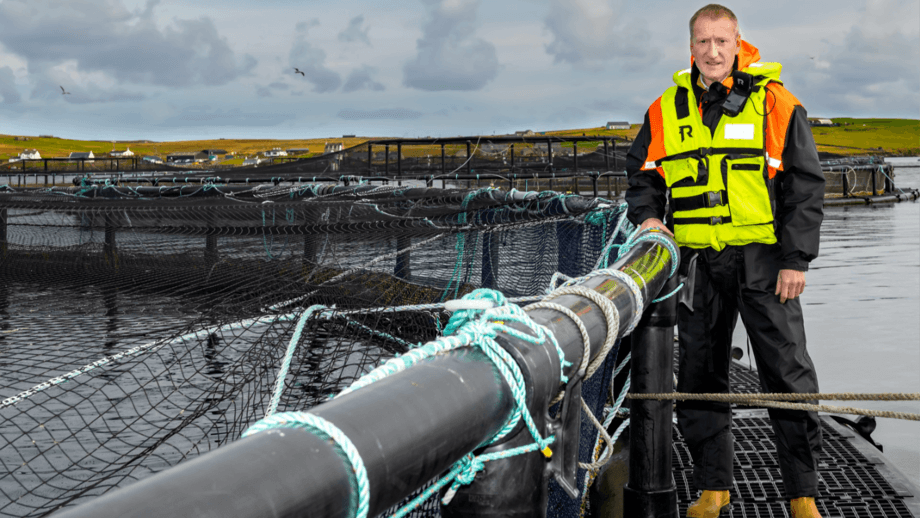 Tavish Scott is leading a task force sub-group that will come up with ways of solving the export delays caused by Brexit. Photo: SSPO.