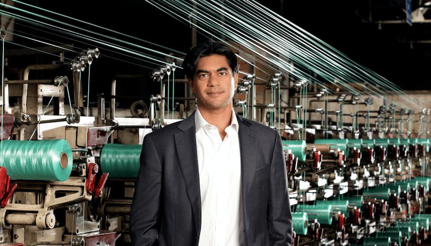 Vayu Garware, presidente de Garware Technical Fibres. Foto: Garware TF.