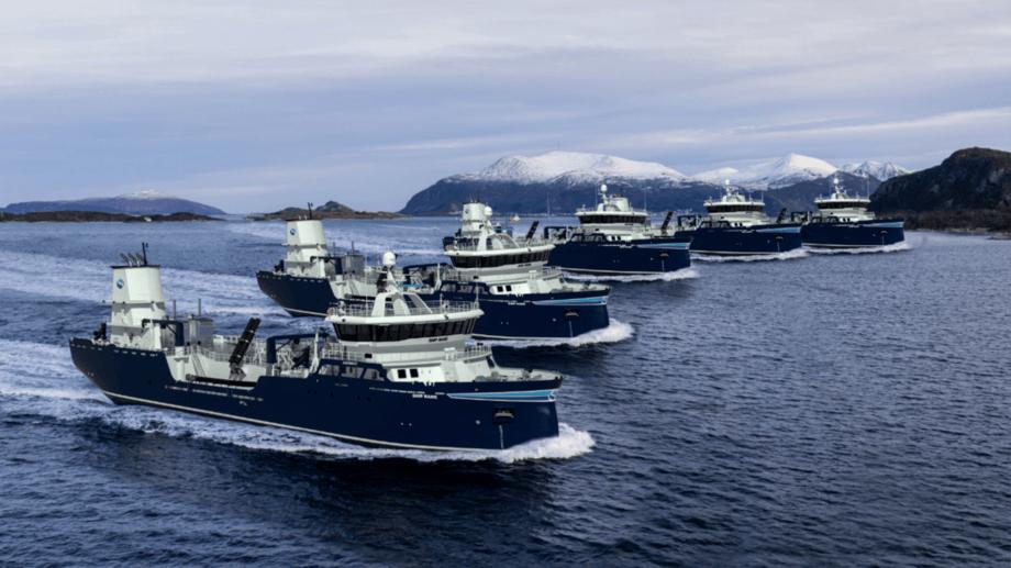Solvtrans planea comprar 20 nuevos wellboats de aquí a 2025. Foto: Solvtrans.
