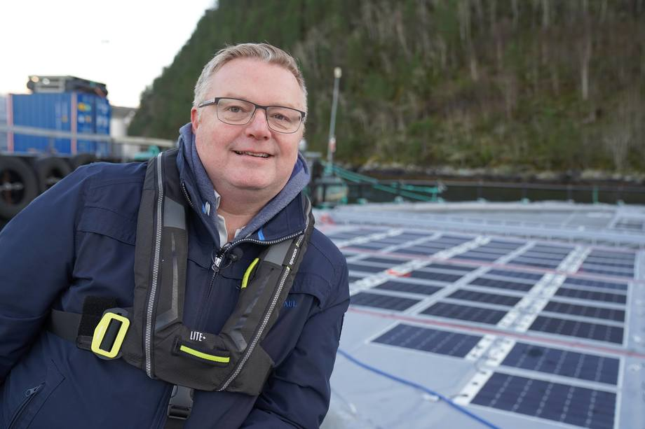 Jan Erik Våge Klepp, CEO i Inseanergy. Foto: Inseanergy