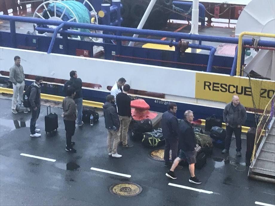 Sjøfartsdirektoratet får en viktig oppgave fremover med å hurtigbehandle og sile ut behovet til bedriftene for å hente inn nødvendig arbeidskraft fra utlandet. Illustrasjonsfoto: Sigbjørn Larsen