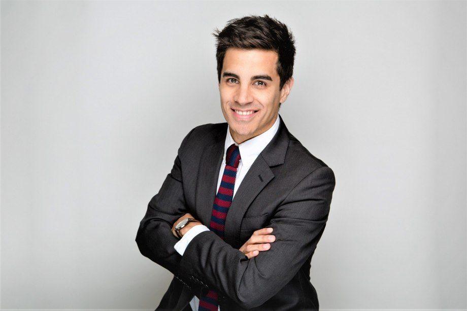 Matías Moroso, gerente de Consultoría Tributaria de EY. Foto: EY.