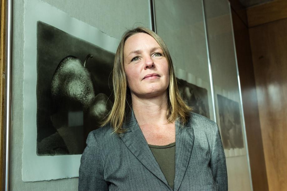 Brenda de Swart, gerente de Sustentabilidad de RaboFinance Chile. Foto: Rabobank.