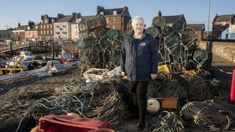 Seafood Scotland chief executive Donna Fordyce:
