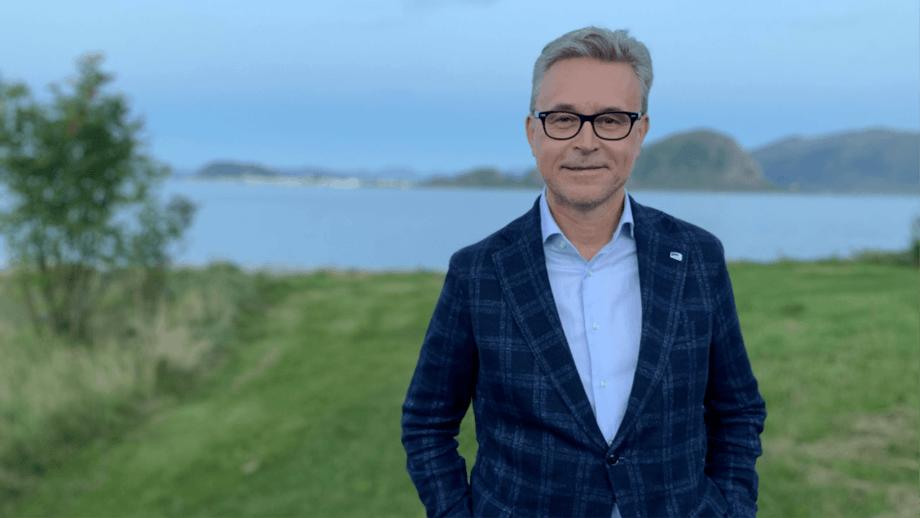 Norwegian fisheries minister Odd Emil Ingebrigtsen: