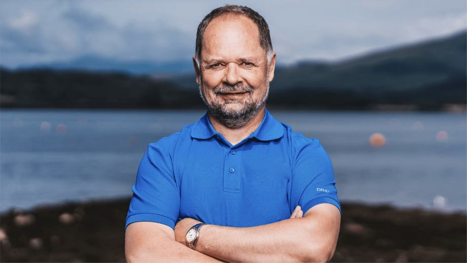 Former SSF freshwater boss Pål Tangvik has a new role with Mowi in Norway. Photo: SSF.
