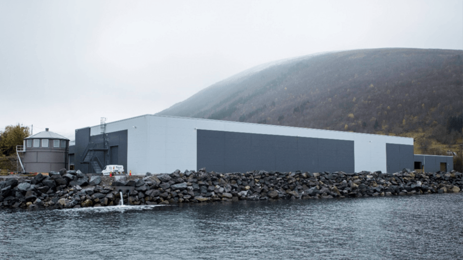 AquaGen's Profunda facility is to be extended at a cost of £12.9m. Photo: AquaGen.