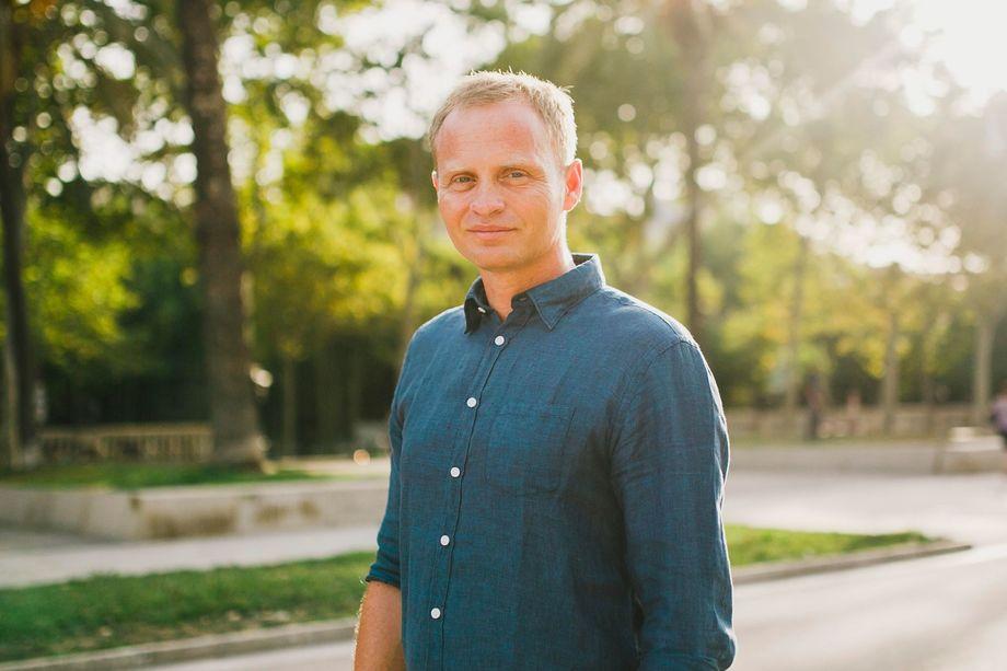 Jan Rune Nordhagen er ny kommersiell leder Norge i Benchmark Animal health. Foto: Benchmark Animal Health.