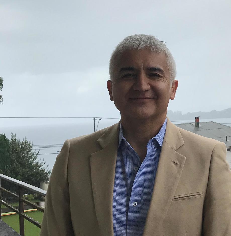 Claudio Larraín, gerente Comercial de Hendrix Genetics Chile.Imagen: Hendrix Genetics Chile.