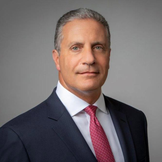 Richard DeLuca, presidente de MSD Salud Animal. Foto: MSD.