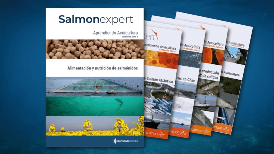 El compendio corresponde al tomo V. Imagen: Salmonexpert.