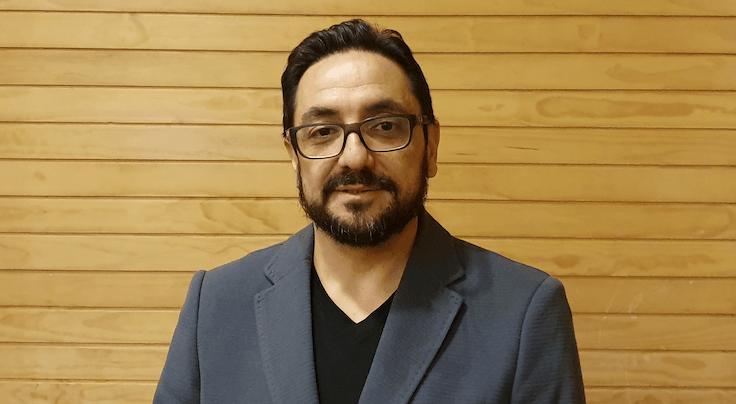 Dr. Cristian Gallardo, investigador de la Universidad de Concepción y del Centro Incar. Foto: Salmonexpert.