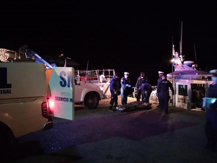 Foto: Autoridad Marítima.