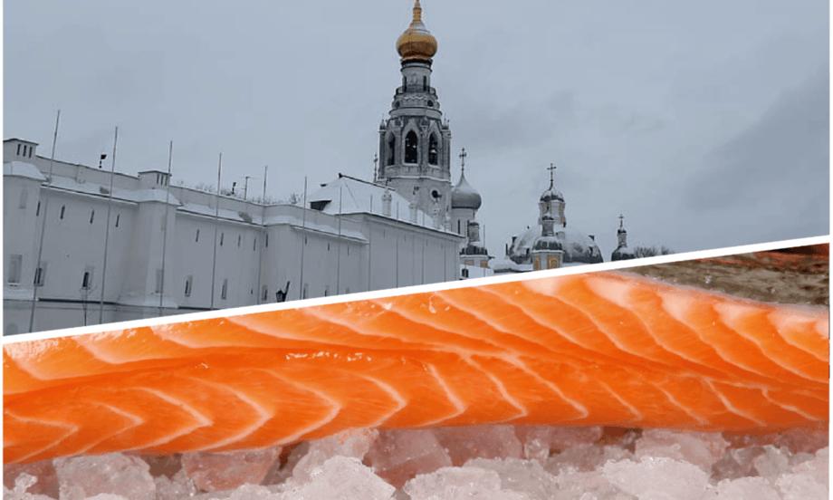 Rusia sería uno de los mercados con mayor recuperación para el salmón chileno. Imagen: Archivo Salmonexpert.