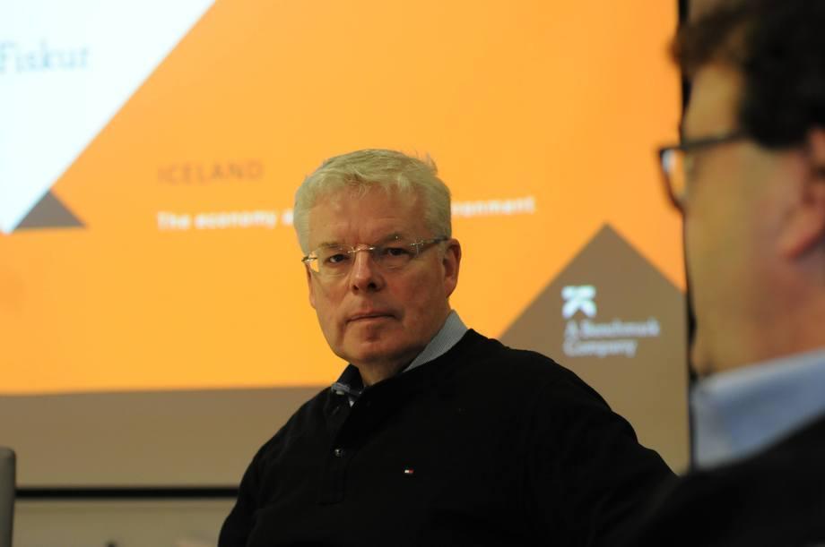 Einar K. Guðfinnsson. Foto: Pål Mugaas Jensen.