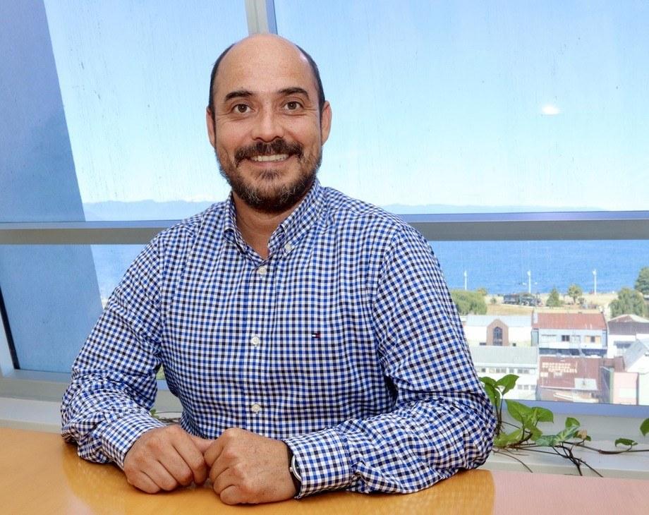 Periodista Gonzalo Silva asumirá como Director Regional del Consejo del Salmón. Foto: Consejo del Salmón.