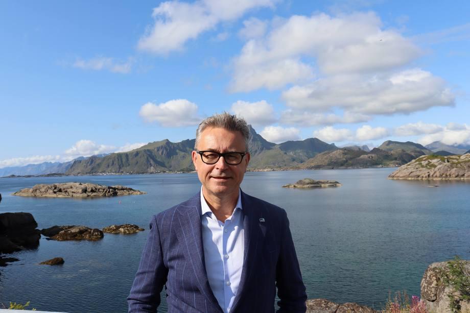 Fiskeri- og sjømatminister Odd Emil Ingebrigtsen Foto: Nærings- og fiskeridepartementet