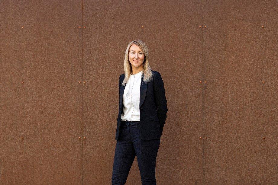 Ann Iren Holm Rise er daglig leder i Kysthavnalliansen. Foto: Geir Vidar Nubdal/LYKT