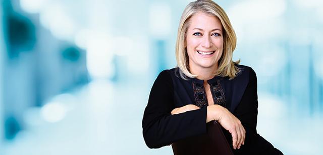 Jamie Miller, nueva directora financiera (CFO) de Cargill. Foto: Forbes.