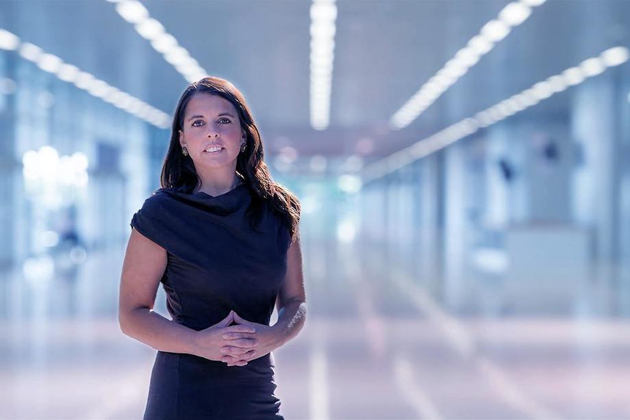 Bárbara Silva expondrá acerca de la evolución de la mujer profesional en el siglo XXI. Imagen: Bárbara Silva.
