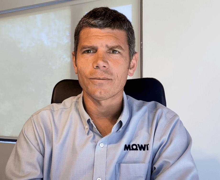 Director Comercial de Mowi para las Américas, Gianfranco Nattero. Foto: Mowi.