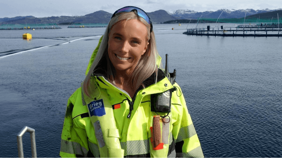 Mia Guttorm Moseng is the new general manager of Sedna Technologies Norway AS. Photo: Sedna Technologies.