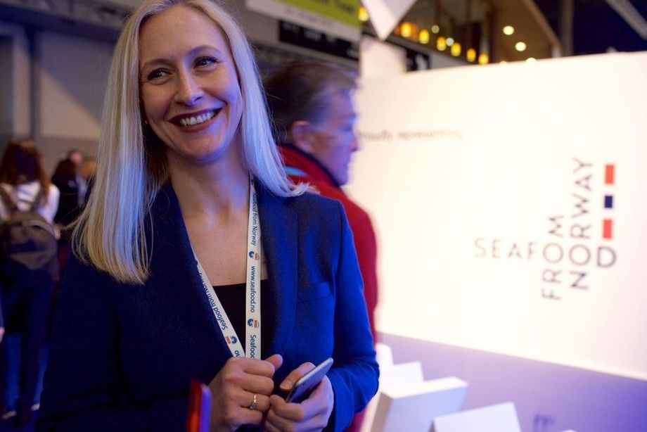 Renate Larsen, directora ejecutiva del NSC. Imagen: NSC.